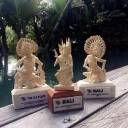 2017 Bali Trophies
